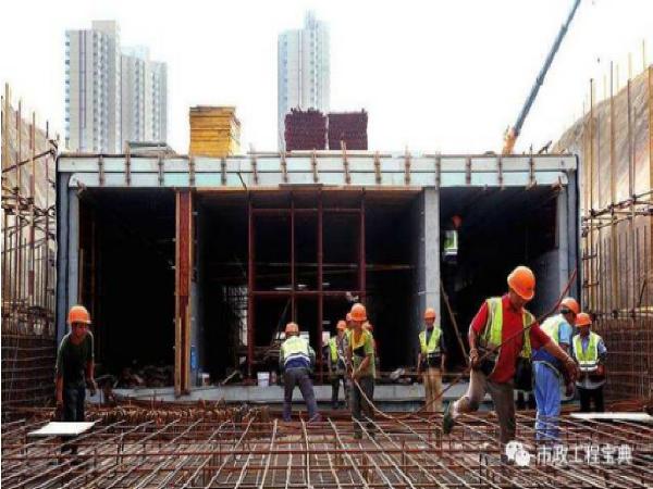 防水成城市综合管廊建设的关键!