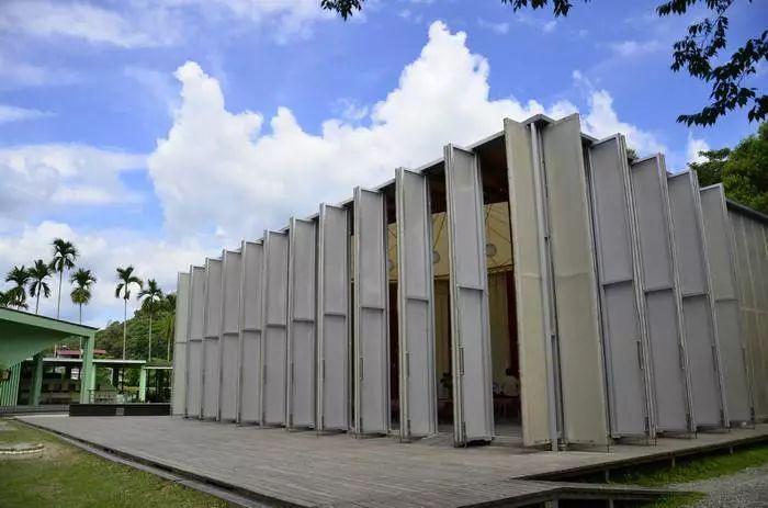 用纸做的建筑,你见过吗?