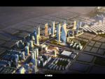 [湖南]长沙大河西先导区枫林路两厢城市设计方案招标