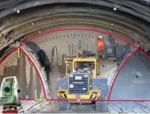 隧道测量放线与尺寸控制