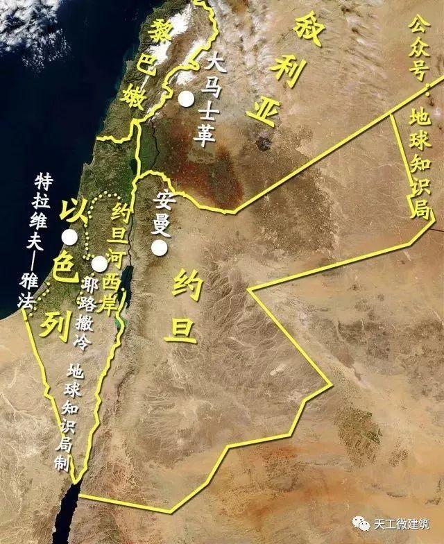 犹太人是如何在荒漠中建设首都的?_3
