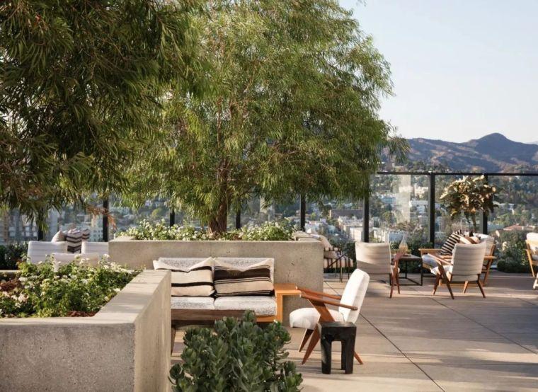 好莱坞的酒店公寓,奢华的画风都变了……_72