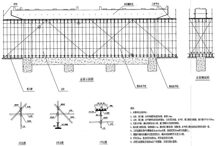 互通立交工程施工方案全套35篇(路基路面桩基,现浇箱梁便桥高支模)_5