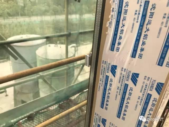 玻璃幕墙与装饰收口问题及施工流程_23