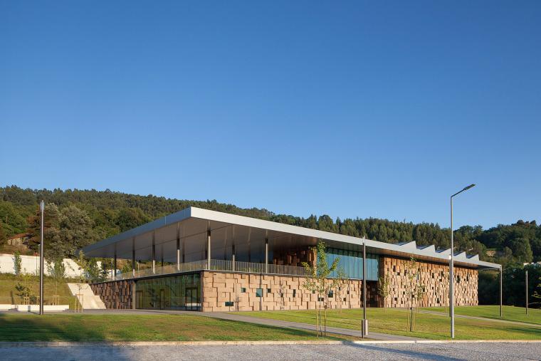 葡萄牙Guimaraes体育训练中心