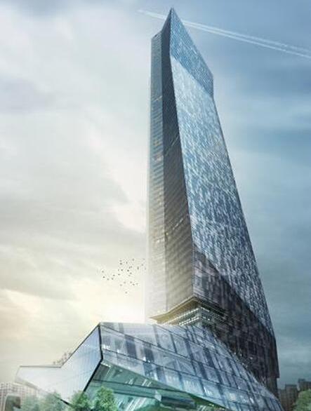 BIM技术为深圳打造创新标志性建筑