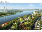 [广东]顺德德顺河滨水公园景观规划设计|SWA