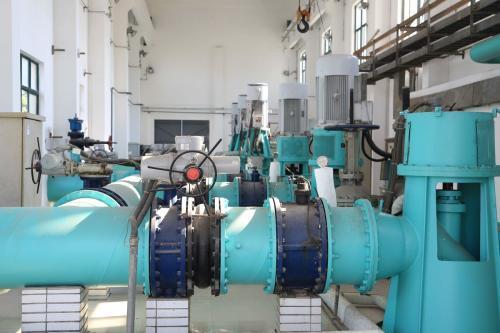 干货!!关于启动水处理泵房施工方案的案例