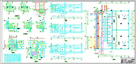某高层商住两用建筑给排水施工图(包含给水、排水、消防)_4