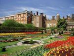 观2018英国RHS汉普顿宫花展中有机覆盖物应用