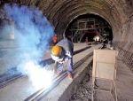 隧道工程橡胶止水带热硫化焊接工艺