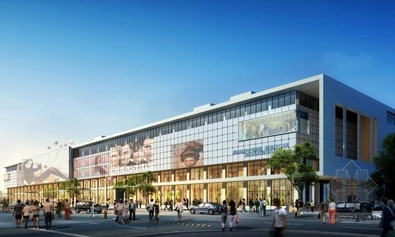 商业广场景观工程预算书(广联达软件实例)