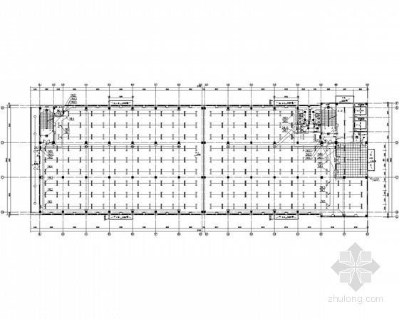 [浙江]标准厂房强弱电施工图200张(厂房 办公室 宿舍 传达室 甲级设计院)