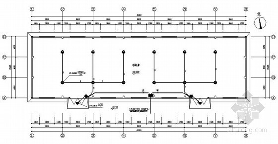 [分享]彩钢屋面v屋面图纸资料免费下载图纸建筑密度图片