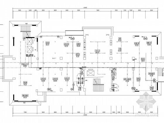 [甘肃]医院门诊楼给排水消防施工图