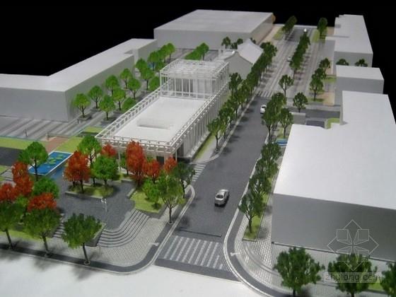 [上海]缤纷多彩城市道路景观扩初设计方案(知名设计公司)
