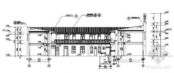 某食品有限公司厂房加固改造结构图纸及综合方案