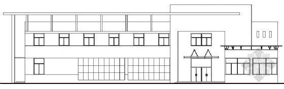 某小型综合楼全套施工图