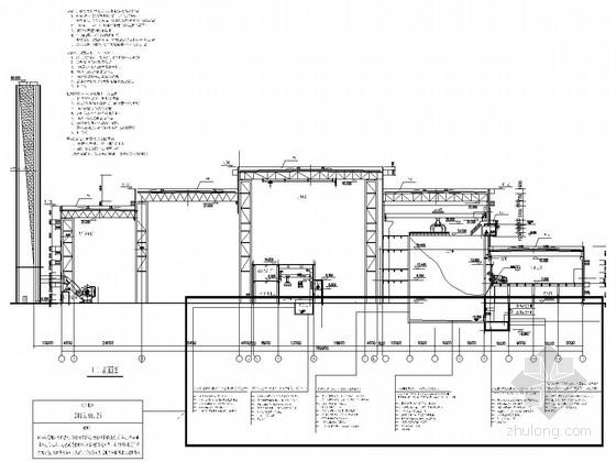 垃圾池池底池壁防水防腐做法施工图