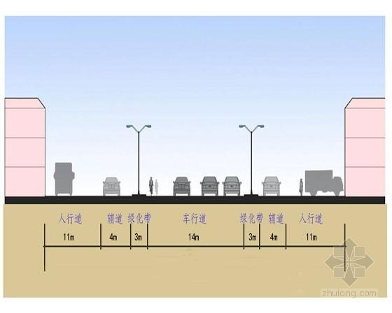 [四川]3.4公里市政道路排水施工图纸