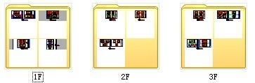 [苏州]水岸社区典雅新中式三层别墅装修施工图资料图纸总缩略图
