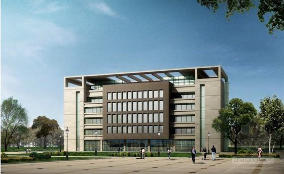 [福建]2013年办公楼建筑安装工程量清单控制价