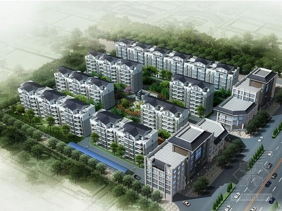 [北京]大型住宅区项目成本测算实例(知名地产全套表格)