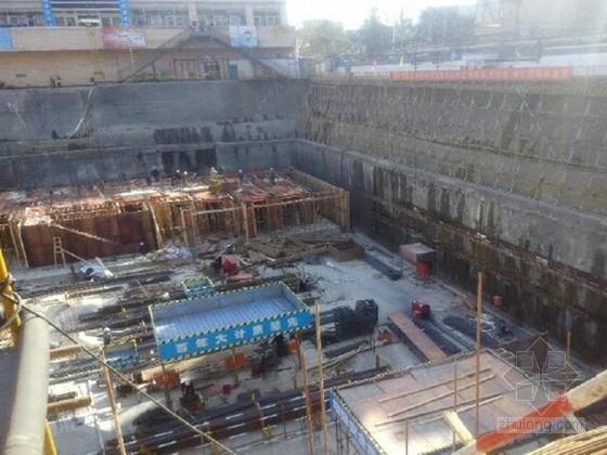 [河南]城市地下空间工程专业毕业实习总结报告34页(地下停车场 地铁 桥梁)