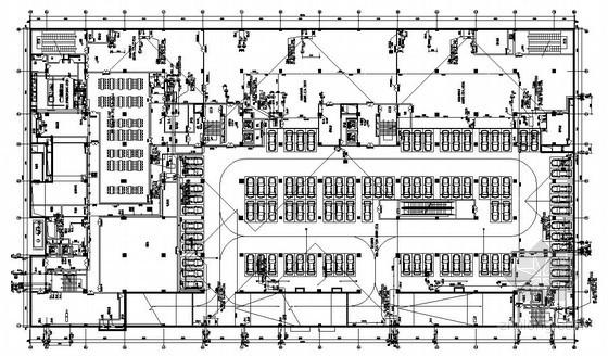 [江苏]电器广场给排水消防全套施工图纸