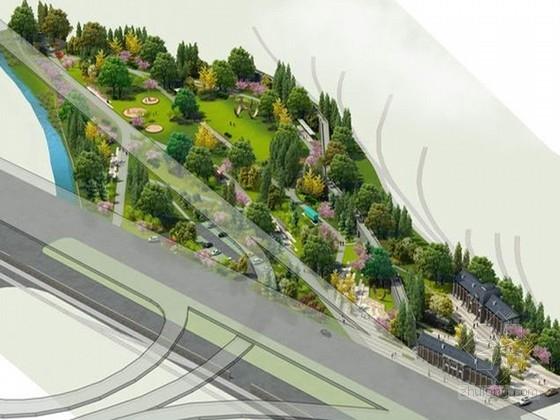 [南京]新世纪铁路纪念广场规划设计方案