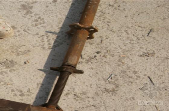 [福建]盘销式钢管支撑模板支架施工工法