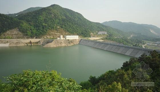 [湖南]抽水蓄能水电站下水库施工组织设计