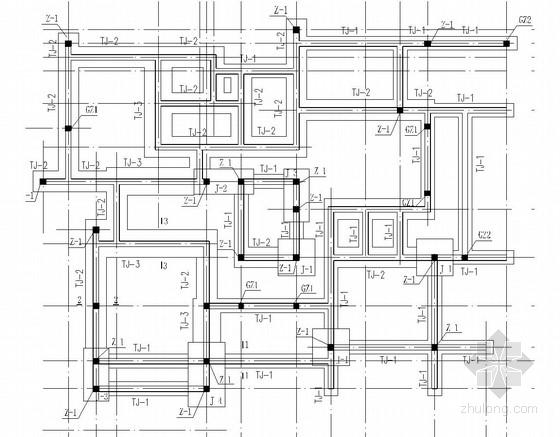 三层砌体结构住宅结施