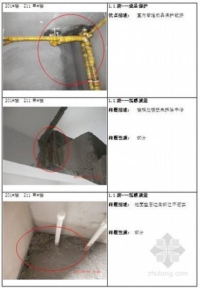 [河北]住宅楼项目施工质量评估报告(照片丰富)