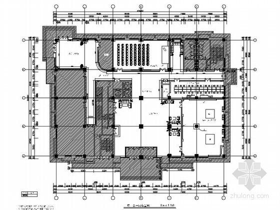 [沈阳]某大学全套室内设计施工图