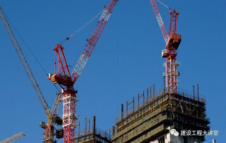 施工现场必须要掌握的70条危大工程施工安全要点!