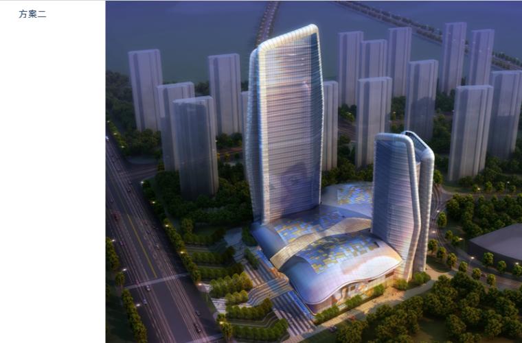 [湖北]武汉嘉裕酒店建筑设计方案文本