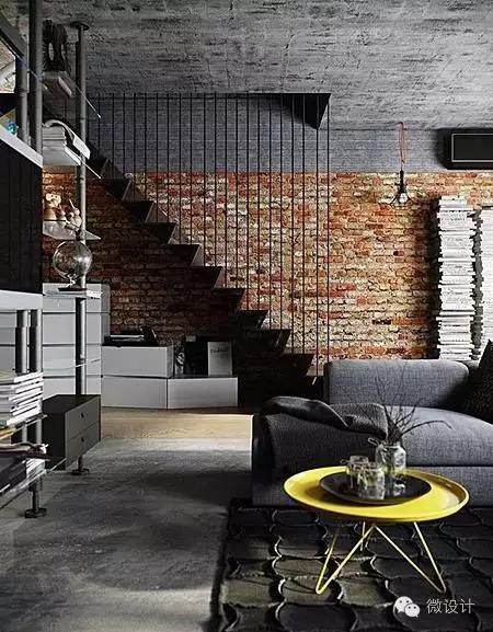 一面裸砖墙,却美过了精装房_5