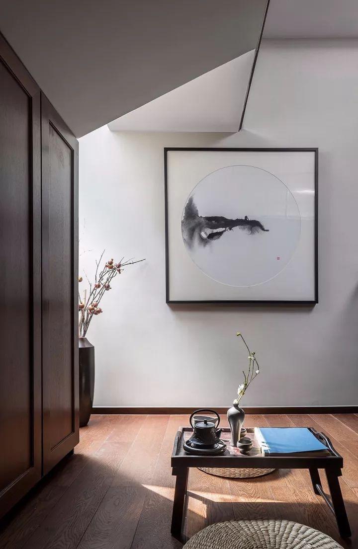 280m²新中式别墅,演绎东方极致美学!_22