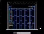 CAD怎么在不规则区域内铺设图案?