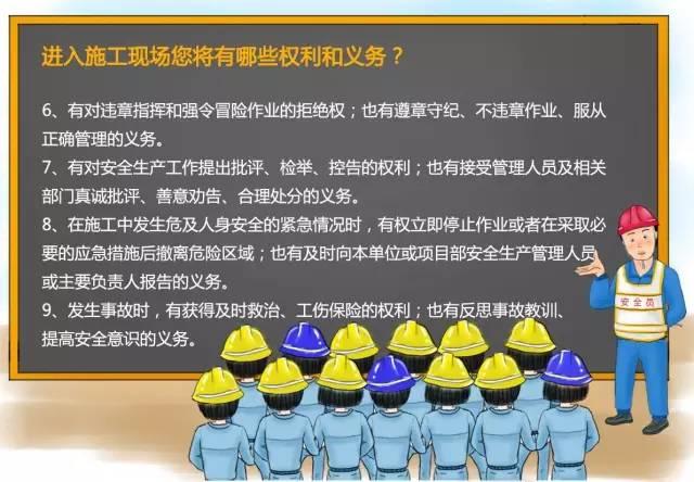 《工程项目施工人员安全指导手册》转给每一位工程人!_6