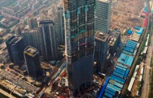 """揭秘中国在建第一高楼机电安装十大""""黑科技"""""""