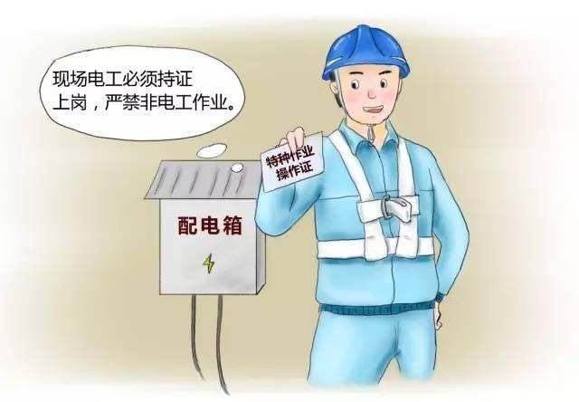 《工程项目施工人员安全指导手册》转给每一位工程人!_49