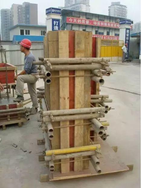 柱、墙模板这么施工,哪还有验收通不过的!_7
