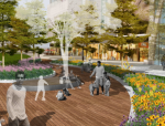 [广西]生态人文新型城市综合体高端住宅景观设计方案