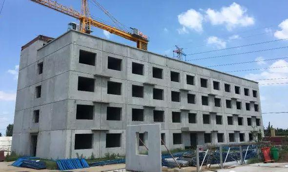 建筑业的未来:BIM+装配式建筑!