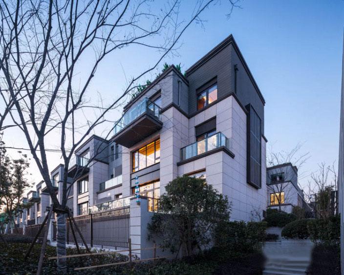 杭州合景映月台住宅景观-6