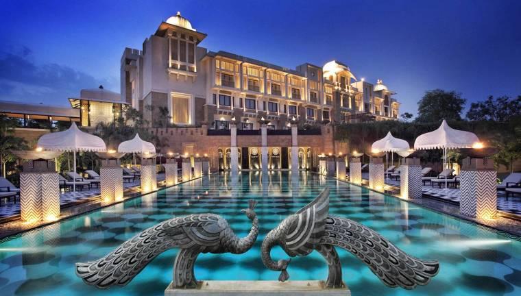 印度乌代布尔凯宾斯基酒店-1
