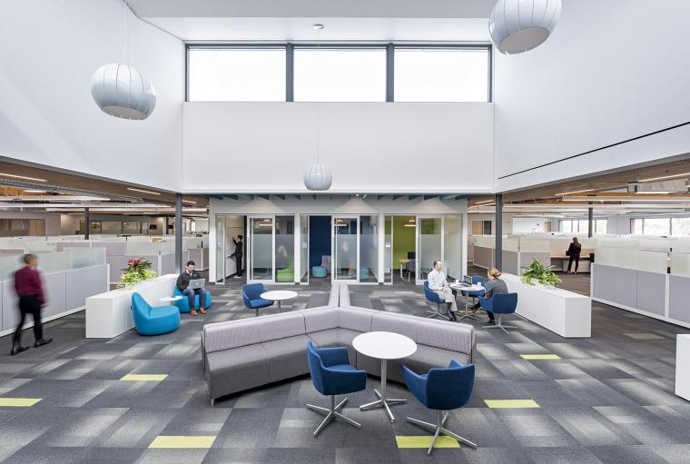 美国Xilinx总部大楼改造-6