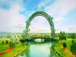 城市农业公园道路的人性化设计